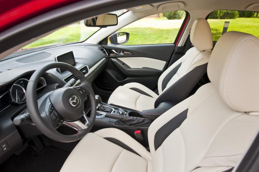 2014 Mazda 3 Sedan and Hatchback Mega Gallery Image #187053