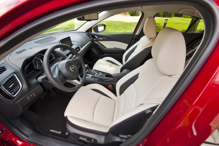 2014 Mazda 3 Sedan and Hatchback Mega Gallery Image #187052
