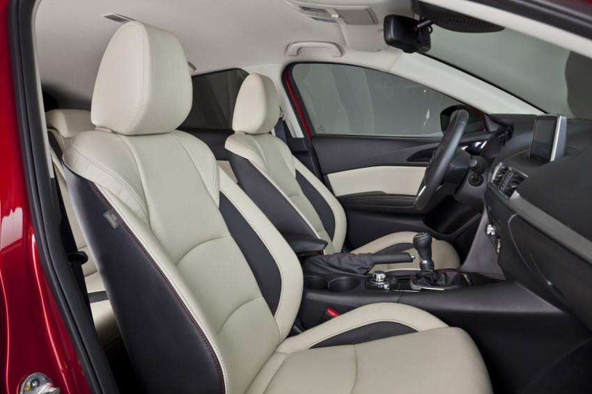 2014 Mazda 3 Sedan and Hatchback Mega Gallery Image #187050