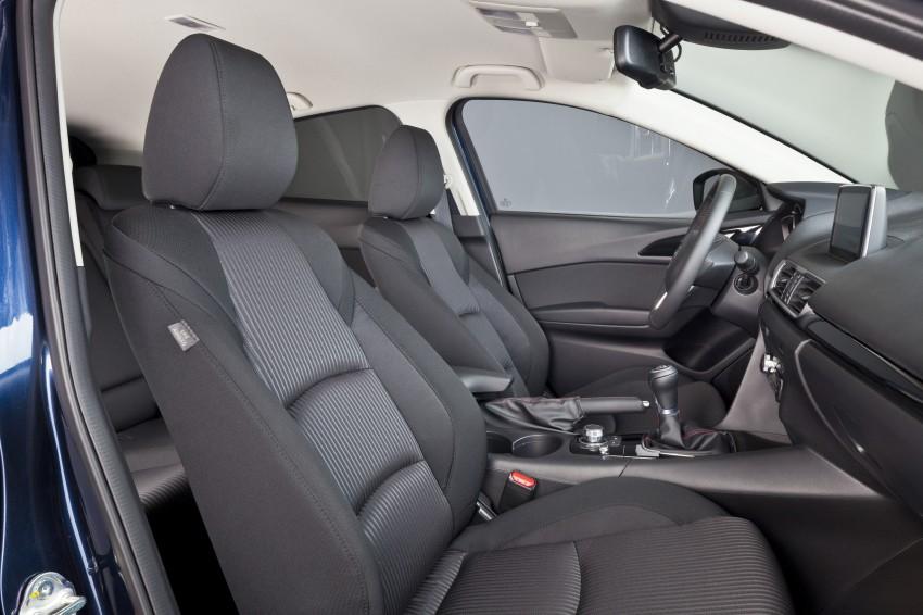 2014 Mazda 3 Sedan and Hatchback Mega Gallery Image #187045