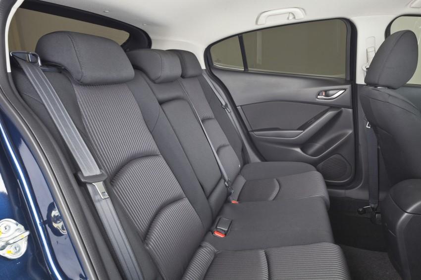 2014 Mazda 3 Sedan and Hatchback Mega Gallery Image #187048