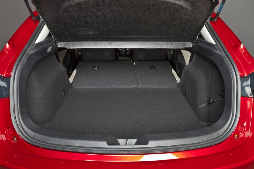 2014 Mazda 3 Sedan and Hatchback Mega Gallery Image #187043