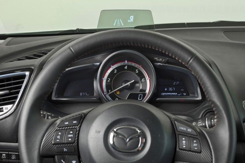 2014 Mazda 3 Sedan and Hatchback Mega Gallery Image #187037