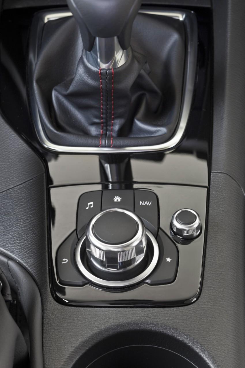 2014 Mazda 3 Sedan and Hatchback Mega Gallery Image #187034