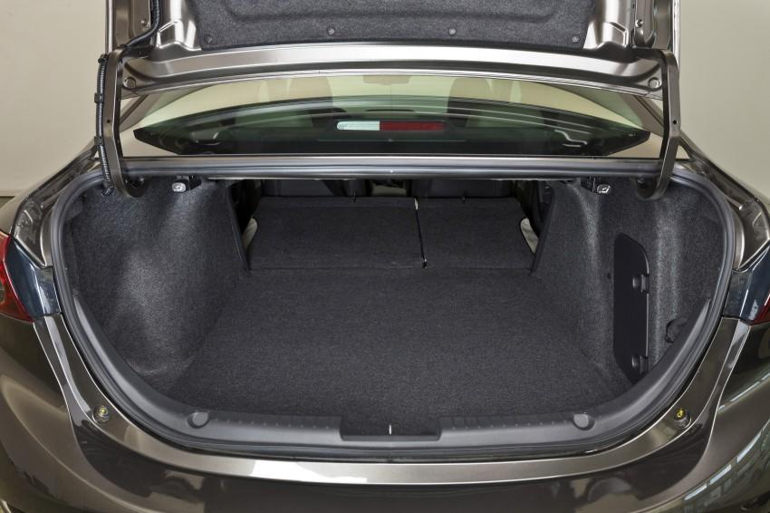 2014 Mazda 3 Sedan and Hatchback Mega Gallery Image #187028