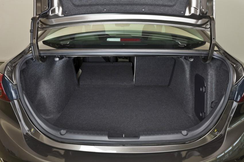 2014 Mazda 3 Sedan and Hatchback Mega Gallery Image #187027