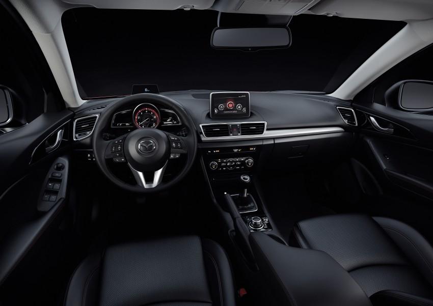 2014 Mazda 3 Sedan and Hatchback Mega Gallery Image #187021