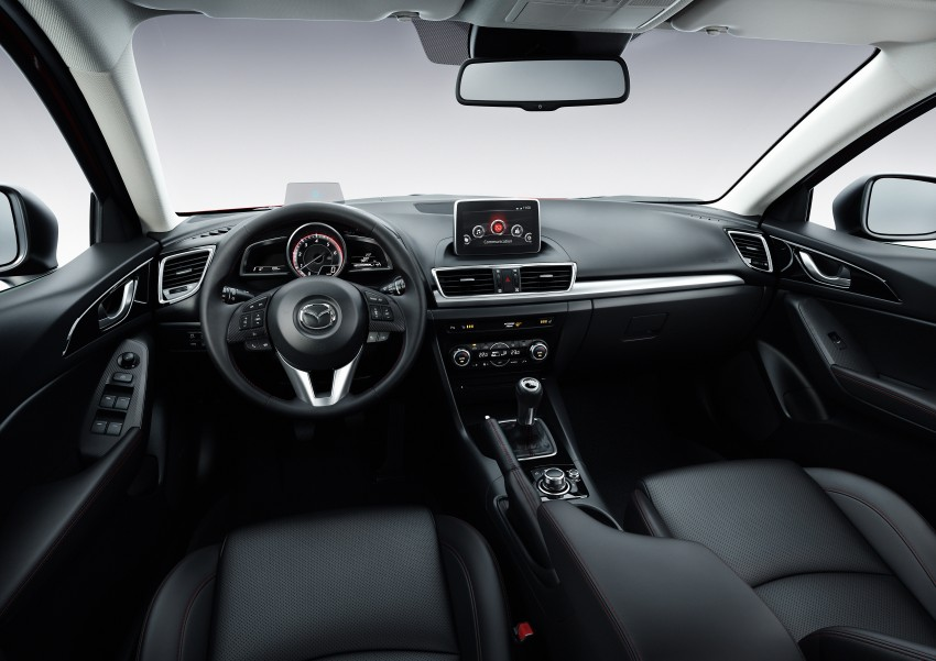 2014 Mazda 3 Sedan and Hatchback Mega Gallery Image #187016