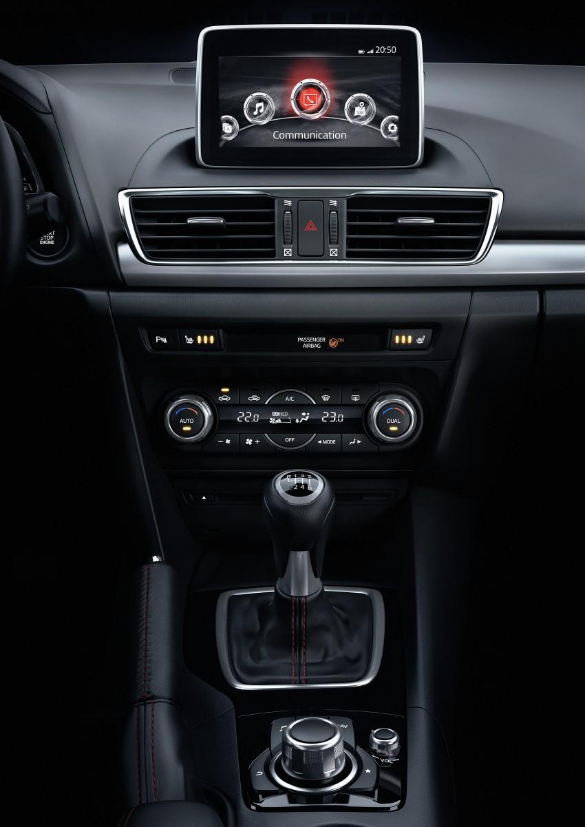 2014 Mazda 3 Sedan and Hatchback Mega Gallery Image #187010