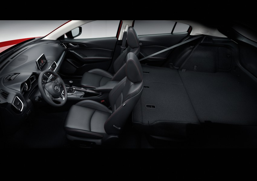 2014 Mazda 3 Sedan and Hatchback Mega Gallery Image #187000