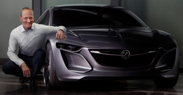 Opel Monza Concept For Frankfurt Debut Previews Future Styling