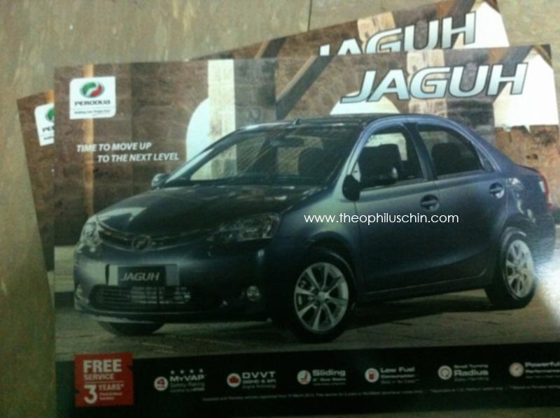 Perodua Jaguh sedan 'leaked' – but is likely a fake Image #190005