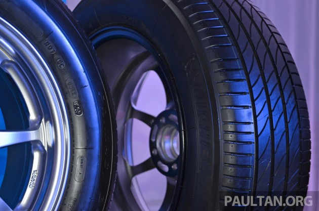 Michelin Pilot Sport A S 3 Plus Review >> Michelin Primacy 3 ST tyre launched in Malaysia, priced ...
