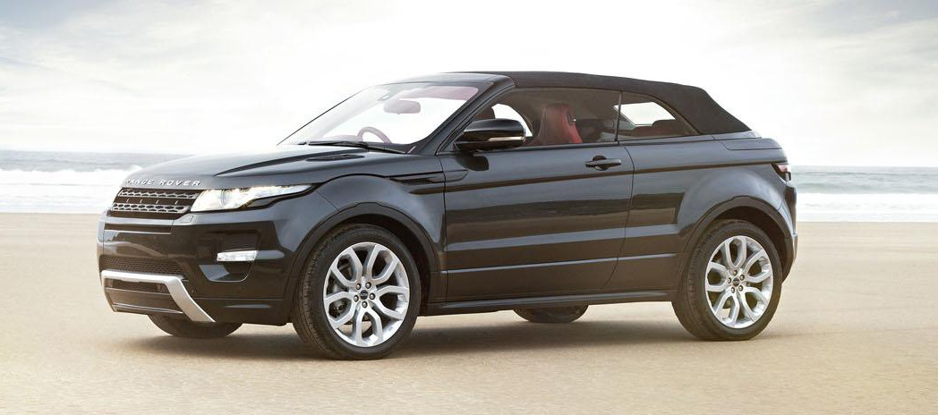 Convertible >> Range Rover Evoque Convertible to be built after all Paul Tan - Image 188196