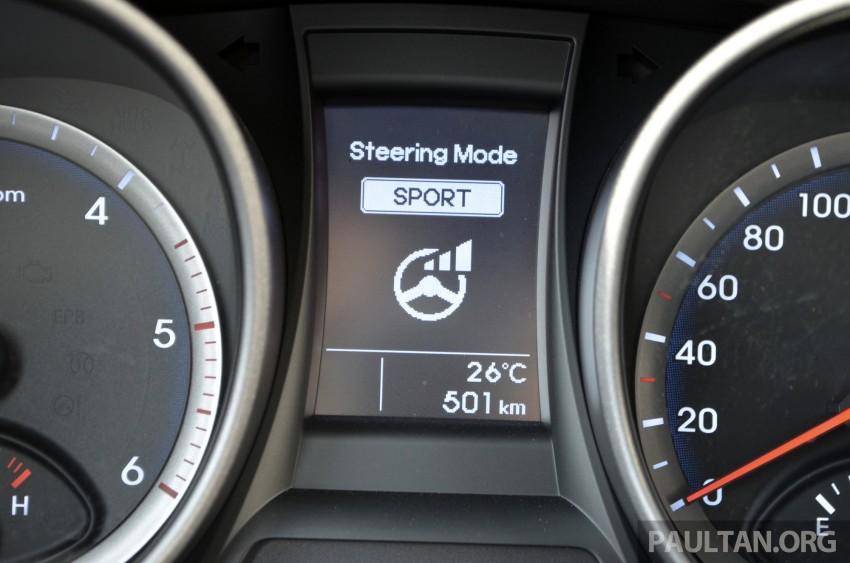 DRIVEN: Hyundai Santa Fe 2.2 CRDi tested in Morocco Image #184873
