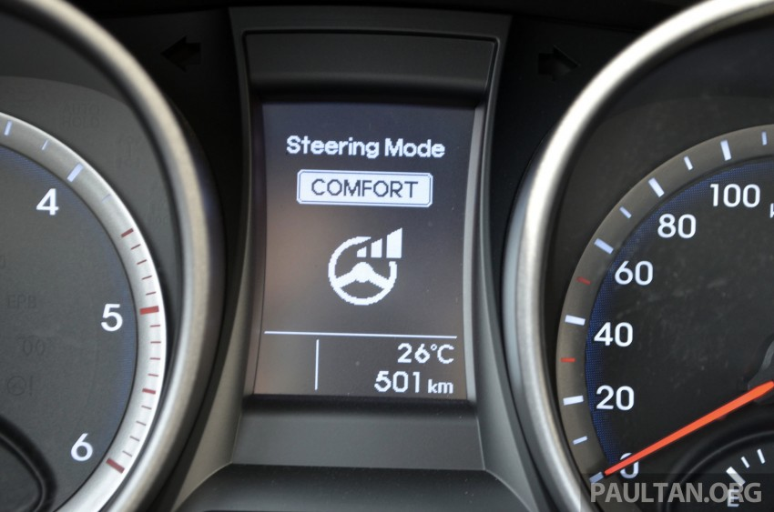 DRIVEN: Hyundai Santa Fe 2.2 CRDi tested in Morocco Image #184874
