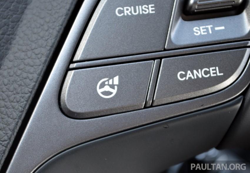 DRIVEN: Hyundai Santa Fe 2.2 CRDi tested in Morocco Image #184875