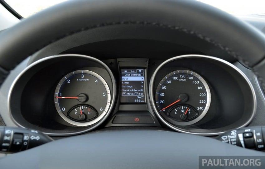 DRIVEN: Hyundai Santa Fe 2.2 CRDi tested in Morocco Image #184886