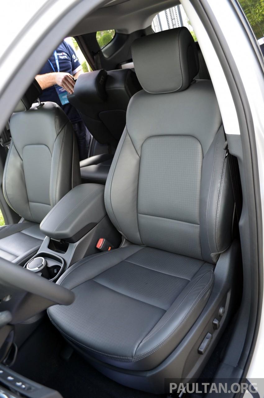 DRIVEN: Hyundai Santa Fe 2.2 CRDi tested in Morocco Image #184889