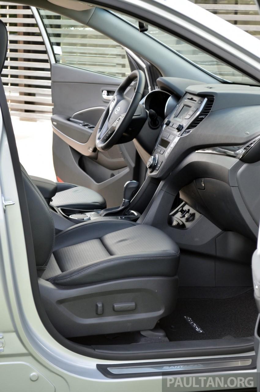 DRIVEN: Hyundai Santa Fe 2.2 CRDi tested in Morocco Image #184892