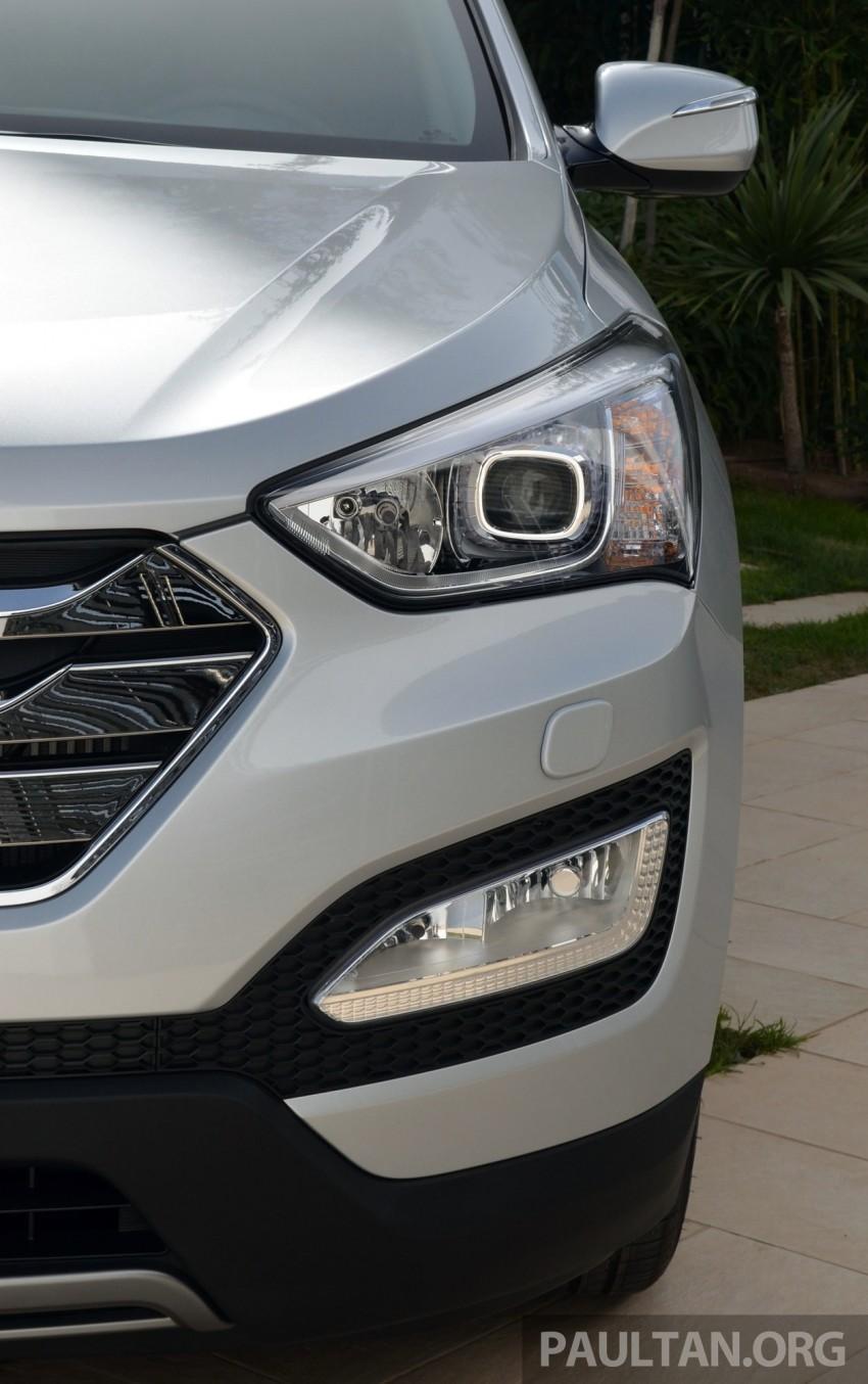 DRIVEN: Hyundai Santa Fe 2.2 CRDi tested in Morocco Image #184903