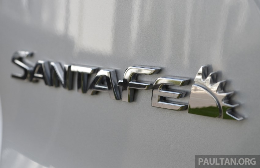 DRIVEN: Hyundai Santa Fe 2.2 CRDi tested in Morocco Image #184904