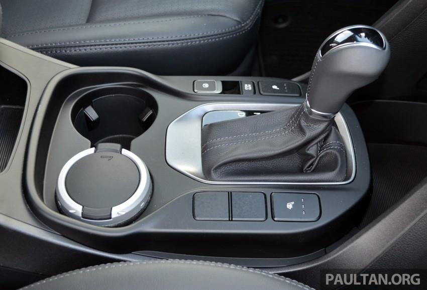 DRIVEN: Hyundai Santa Fe 2.2 CRDi tested in Morocco Image #184863