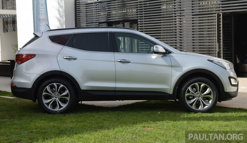 DRIVEN: Hyundai Santa Fe 2.2 CRDi tested in Morocco Image #184910
