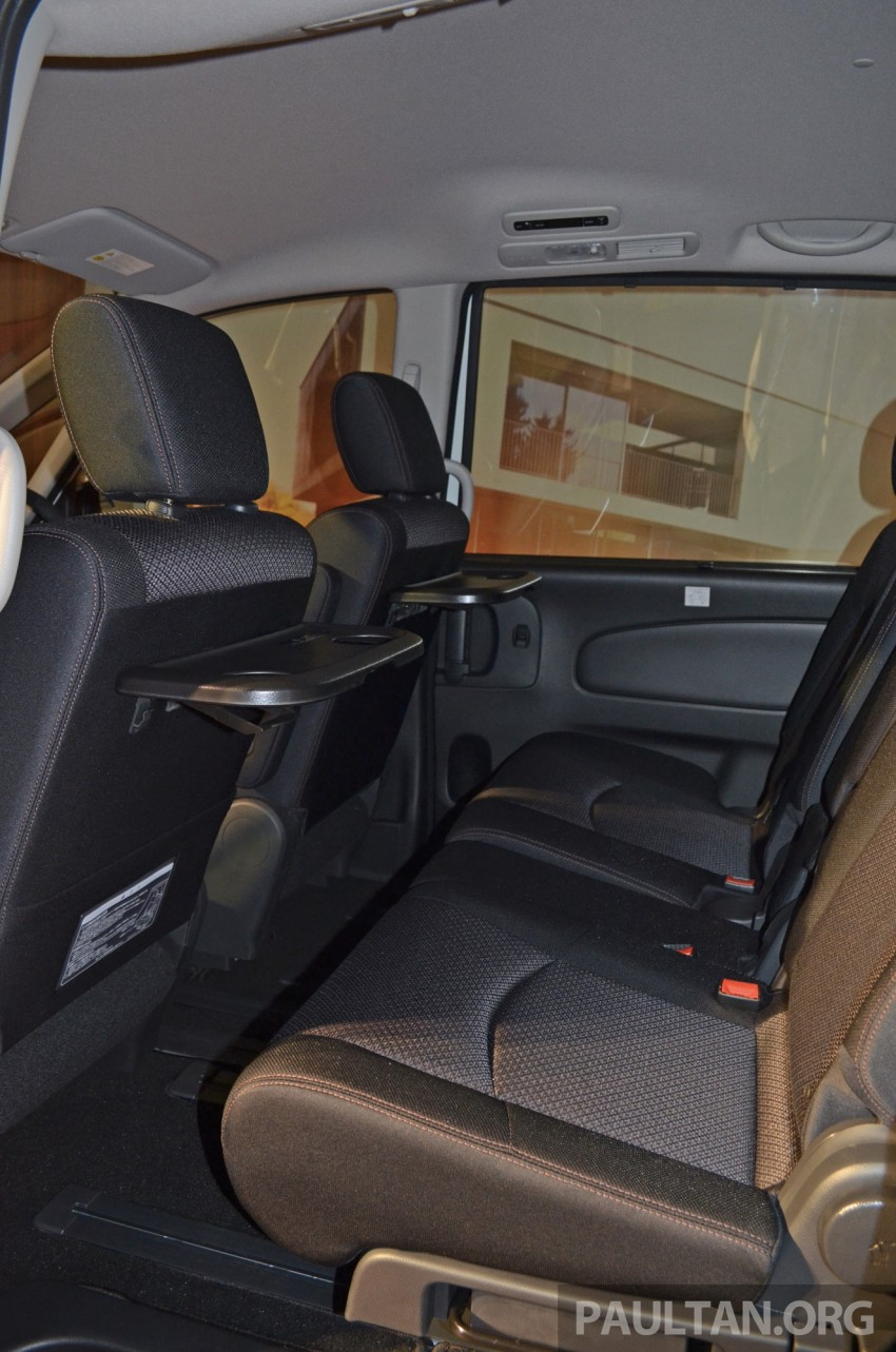 Nissan Serena S-Hybrid launched in Malaysia – 8-seater MPV, CBU from Japan, RM149,500 Image #188959