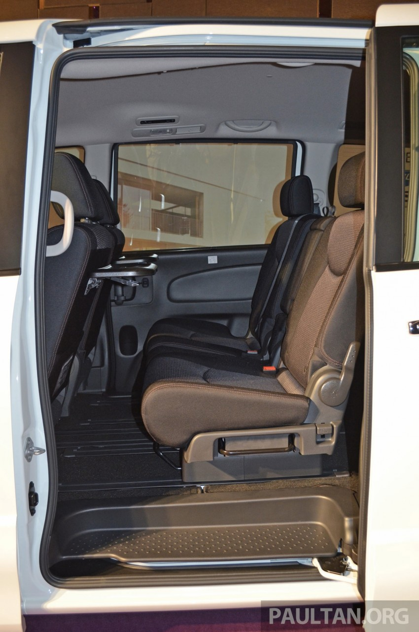 Nissan Serena S-Hybrid launched in Malaysia – 8-seater MPV, CBU from Japan, RM149,500 Image #188960