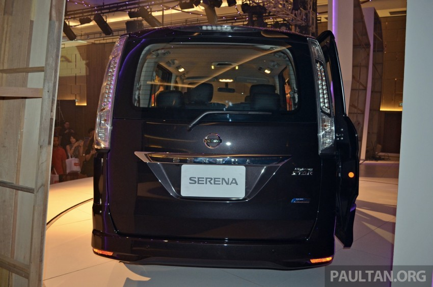 Nissan Serena S-Hybrid launched in Malaysia – 8-seater MPV, CBU from Japan, RM149,500 Image #188962