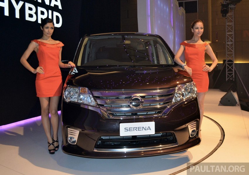 Nissan Serena S-Hybrid launched in Malaysia – 8-seater MPV, CBU from Japan, RM149,500 Image #188948