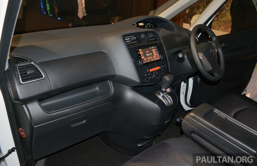 Nissan Serena S-Hybrid launched in Malaysia – 8-seater MPV, CBU from Japan, RM149,500 Image #188967