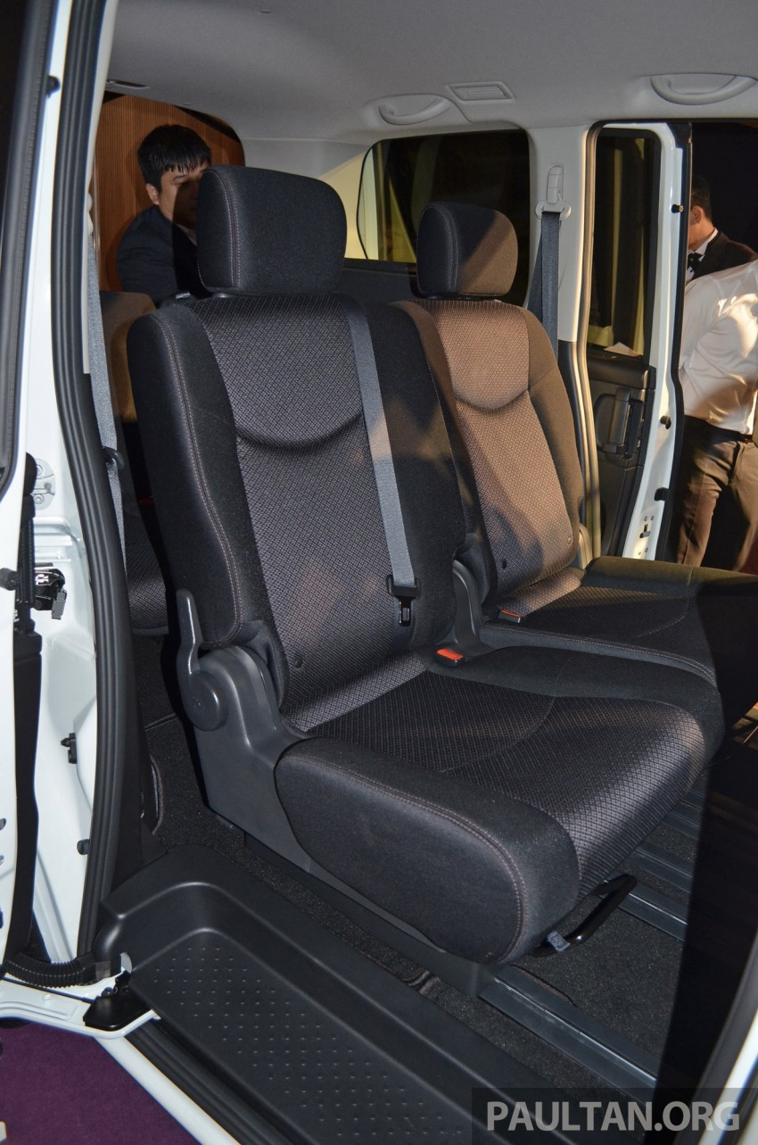 Nissan Serena S-Hybrid launched in Malaysia – 8-seater MPV, CBU from Japan, RM149,500 Image #188970