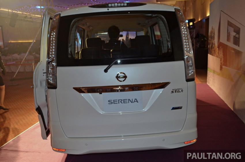 Nissan Serena S-Hybrid launched in Malaysia – 8-seater MPV, CBU from Japan, RM149,500 Image #188949
