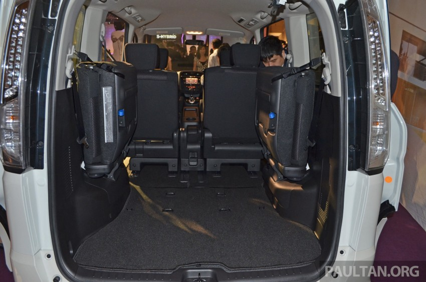 Nissan Serena S-Hybrid launched in Malaysia – 8-seater MPV, CBU from Japan, RM149,500 Image #188978