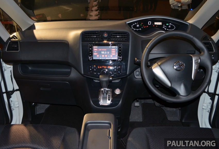 Nissan Serena S-Hybrid launched in Malaysia – 8-seater MPV, CBU from Japan, RM149,500 Image #188950
