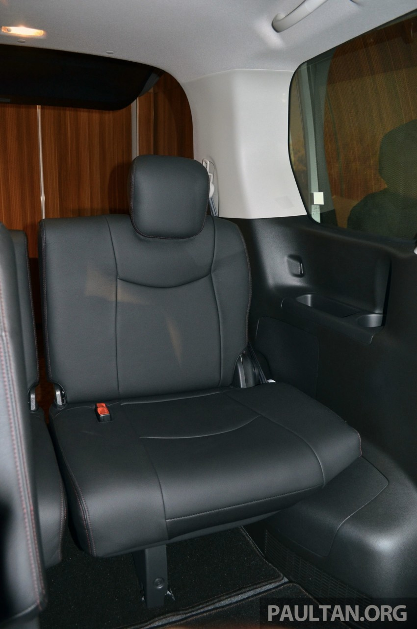 Nissan Serena S-Hybrid launched in Malaysia – 8-seater MPV, CBU from Japan, RM149,500 Image #188989