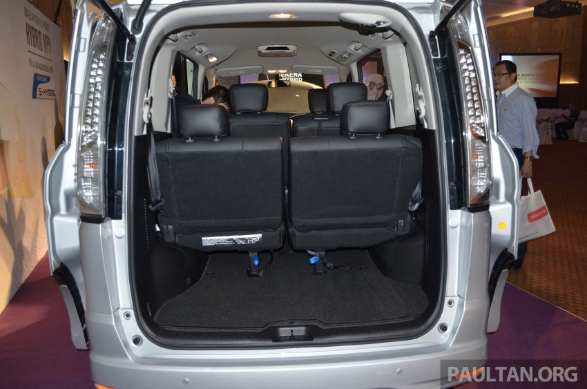 Nissan Serena S-Hybrid launched in Malaysia – 8-seater MPV, CBU from Japan, RM149,500 Image #188990