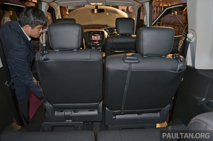 Nissan Serena S-Hybrid launched in Malaysia – 8-seater MPV, CBU from Japan, RM149,500 Image #188992