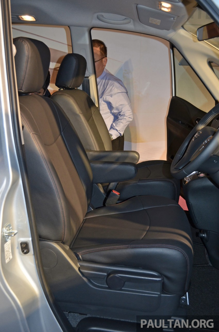 Nissan Serena S-Hybrid launched in Malaysia – 8-seater MPV, CBU from Japan, RM149,500 Image #188994