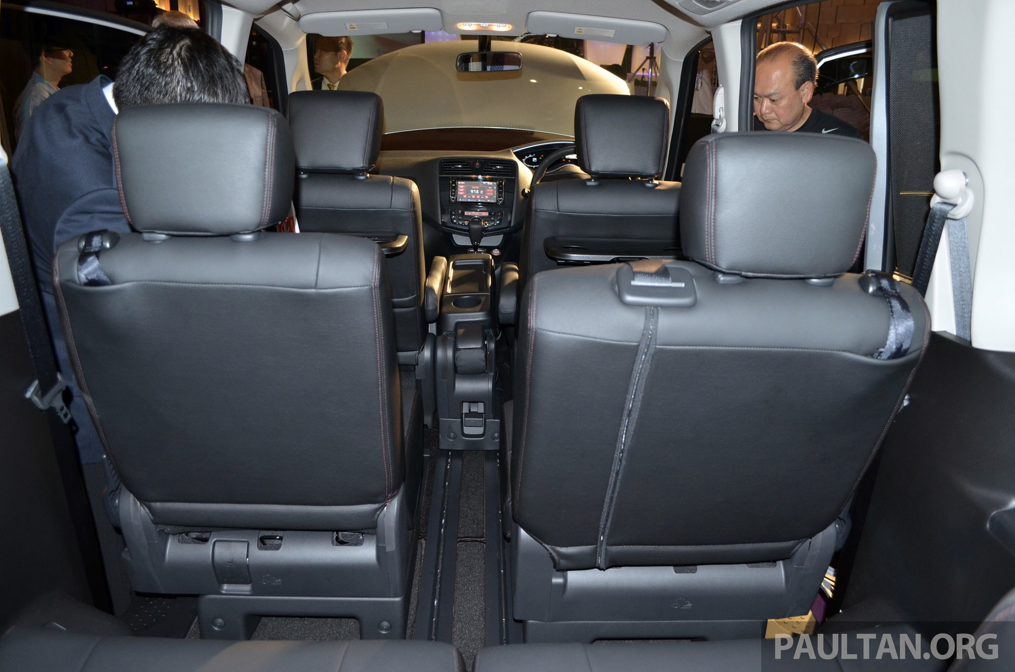 Nissan 8 Seater Serena S Hybrid Launched In Malaysia