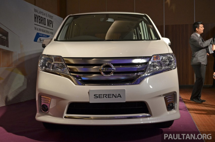 Nissan Serena S-Hybrid launched in Malaysia – 8-seater MPV, CBU from Japan, RM149,500 Image #188953