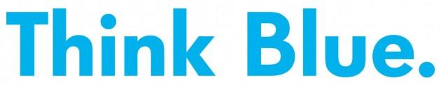 Think Blue.