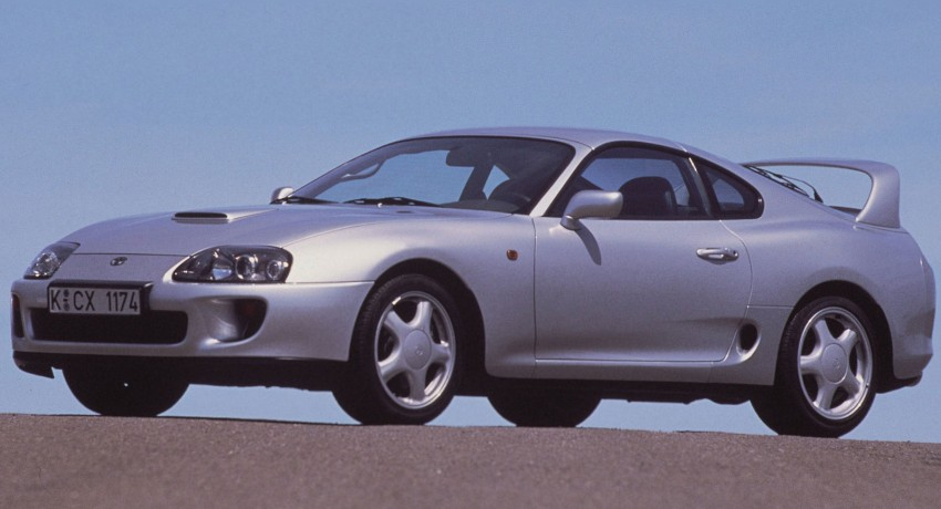 GALLERY: The Toyota Supra – from 1978 to 2002 Image #190895
