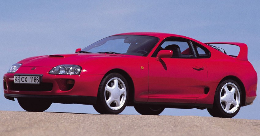 GALLERY: The Toyota Supra – from 1978 to 2002 Image #190896