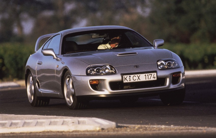 GALLERY: The Toyota Supra – from 1978 to 2002 Image #190897