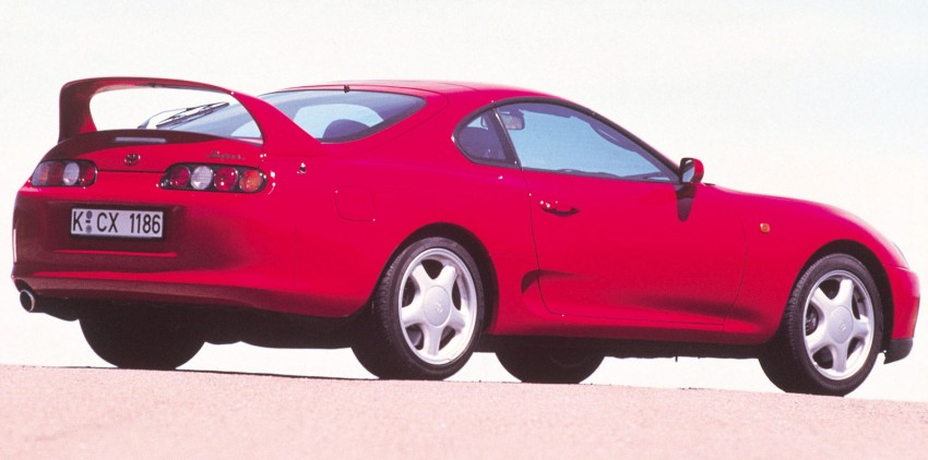 GALLERY: The Toyota Supra – from 1978 to 2002 Image #190898
