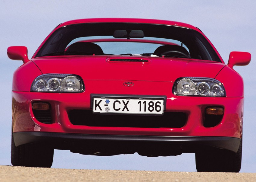 GALLERY: The Toyota Supra – from 1978 to 2002 Image #190899