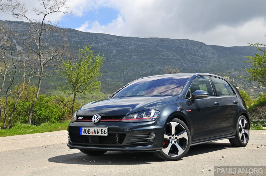 DRIVEN: New 220 PS Volkswagen Golf GTI Mk7 tested Image #189450
